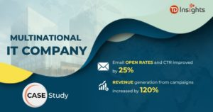 Multinational IT Company - Case Study