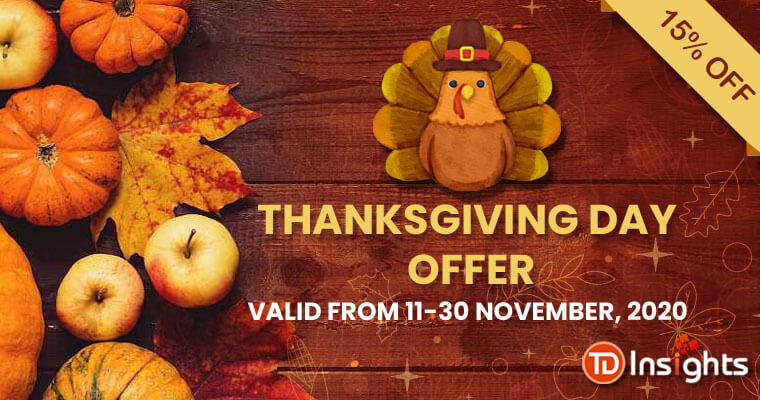 Thanksgiving day press release offer